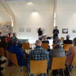 Concert Gitaarduo De Bruijn & Visser in De Verbeelding te Zeewolde.